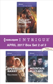 Harlequin Intrigue April 2017 Box Set 2 Of 2