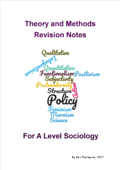 Theory Revision Notes for A Level Sociology