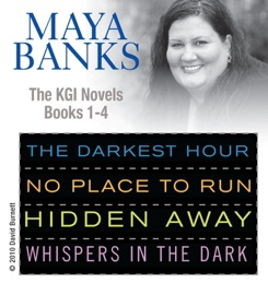 Maya Banks KGI series 1- 4 PDF Download