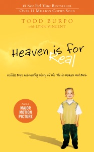 a Heaven is for Real Deluxe Edition Book Cover