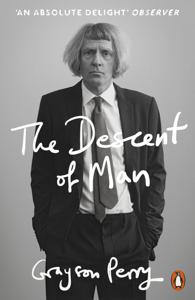 The Descent of Man Copertina del libro