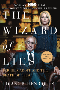 The Wizard of Lies Cover Book