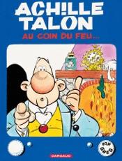 Achille Talon - Tome 12 - Achille Talon au coin du feu