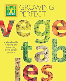 Square Foot Gardening: Growing Perfect Vegetables book