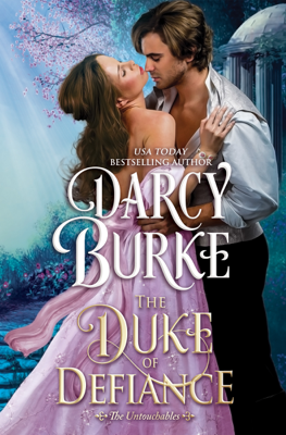 Darcy Burke - The Duke of Defiance book