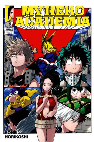 My Hero Academia, Vol. 8 PDF Download