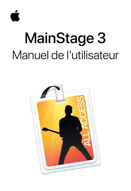 Aide MainStage 3 by Apple Inc  on Apple Books