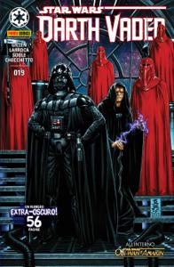 Darth Vader 19 Libro Cover