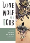 Lone Wolf And Cub Volume 8 Chains Of Death