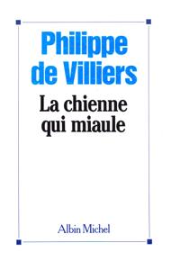 La Chienne qui miaule La couverture du livre martien
