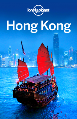 Hong Kong Travel Guide - Lonely Planet book