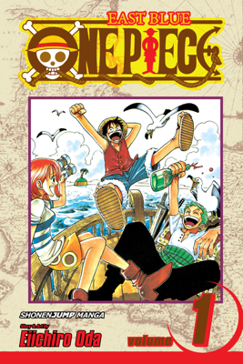 One Piece, Vol. 1 - Eiichiro Oda book