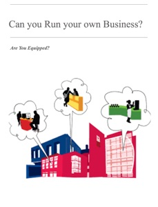 Can You Run Your Own Business?