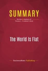 Summary The World Is Flat