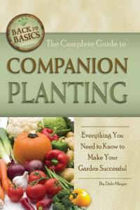 The Complete Guide to Companion Planting La couverture du livre martien