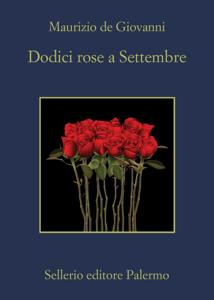 Dodici rose a Settembre Libro Cover