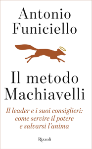 Il metodo Machiavelli Libro Cover