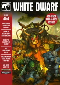 White Dwarf 454 Book Cover