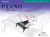 Piano Adventures : Primer Level - Performance Book