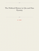 The Political History in Qin and Han Dynasty