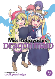 Miss Kobayashi's Dragon Maid Vol. 9