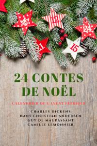 24 Contes de Noël Couverture de livre
