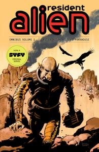 Resident Alien Omnibus Volume 1 Copertina del libro