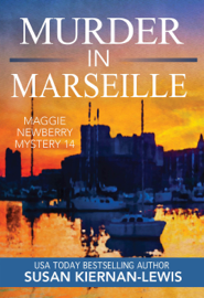 Murder in Marseille book