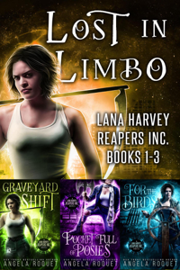 Lost In Limbo (Lana Harvey, Reapers Inc. books 1-3) Book Cover