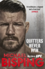 Michael Bisping & Anthony Evans - Quitters Never Win artwork