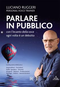 Parlare in pubblico Libro Cover