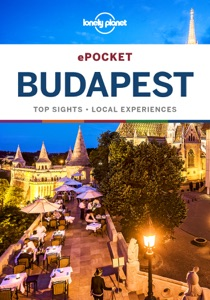 Pocket Budapest Travel Guide Book Cover