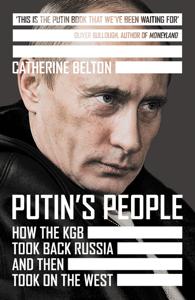 Putin's People Copertina del libro