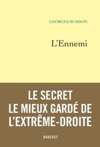 L'Ennemi La couverture du livre martien