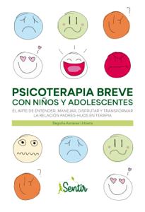 Psicoterapia breve con niños y adolescentes Book Cover