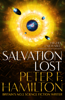 Peter F. Hamilton - Salvation Lost artwork