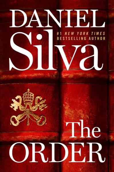 The Order - Daniel Silva book cover
