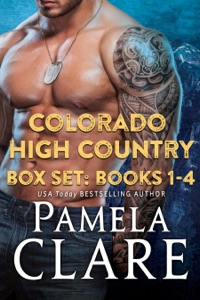 Colorado High Country Boxed Set Book Cover