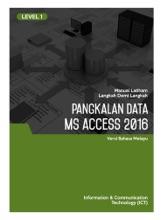 Pangkalan Data (Microsoft Access 2016) Level 1