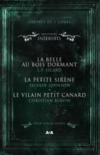 Coffret Numérique - 3 Livres - Les Contes Interdits - La Belle Au Bois Dormant - La Petite Sirène - Le Vilain Petit Canard