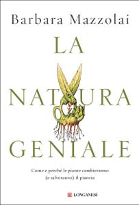 La natura geniale Copertina del libro