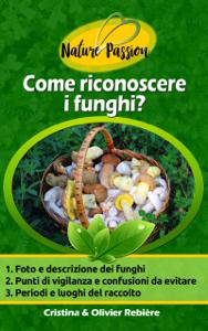 Come riconoscere i funghi? Libro Cover