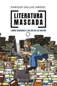 Literatura mascada Book Cover
