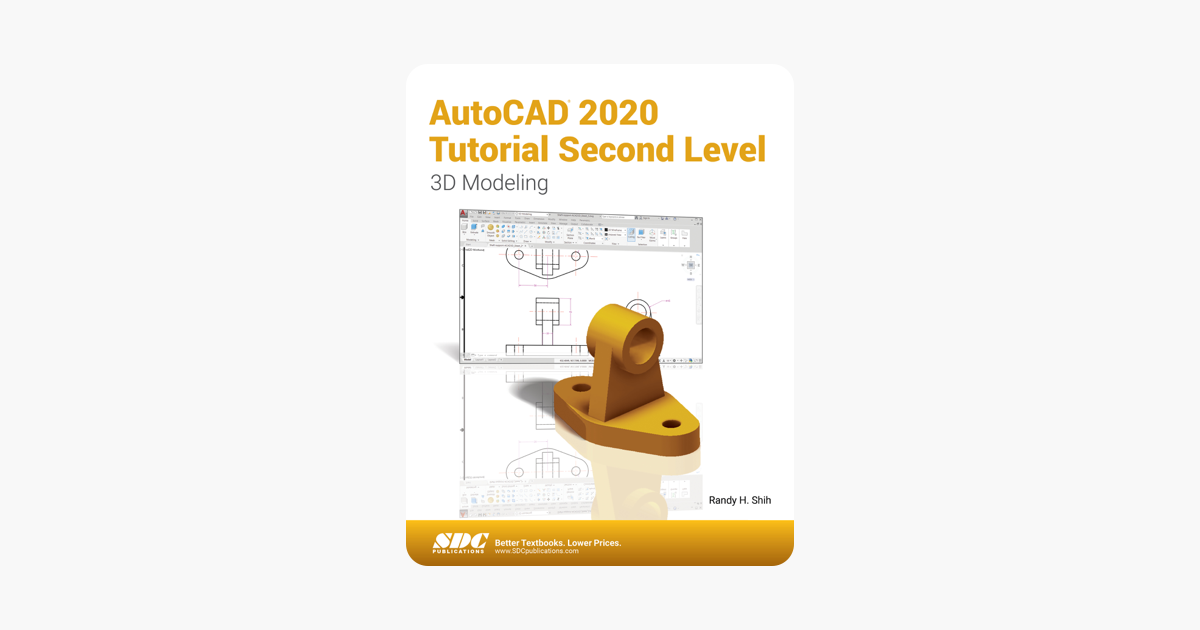 ‎AutoCAD 2020 Tutorial Second Level 3D Modeling
