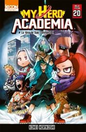 My Hero Academia T20 PDF Download