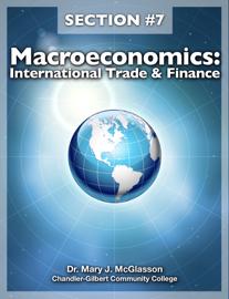 Macroeconomics: International Trade & Finance