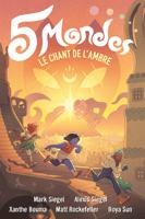 Download and Read Online 5 Mondes (Tome 4) - Le chant de l'ambre