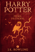 Harry Potter e a Pedra Filosofal Book Cover