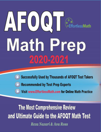 AFOQT Math Prep 2020-2021: The Most Comprehensive Review and Ultimate Guide to the AFOQT Math Test