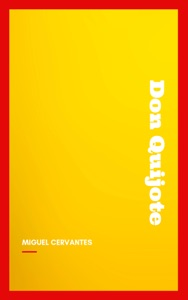 Don Quijote Book Cover
